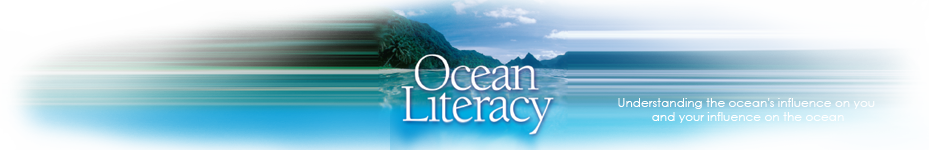 Logo for Ocean literacy